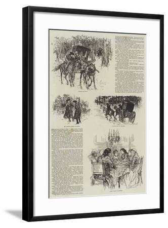 Lost and Found--Framed Giclee Print