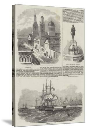 Kronstadt--Stretched Canvas Print