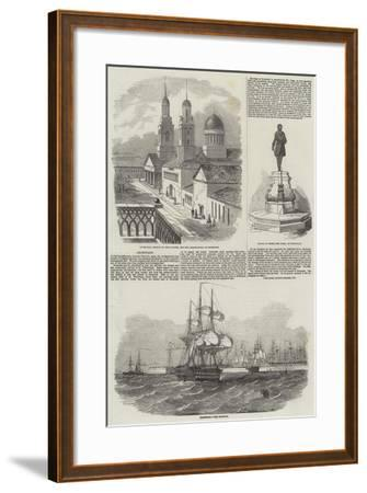 Kronstadt--Framed Giclee Print