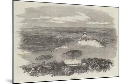 Giurgevo--Mounted Giclee Print
