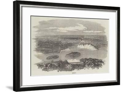 Giurgevo--Framed Giclee Print