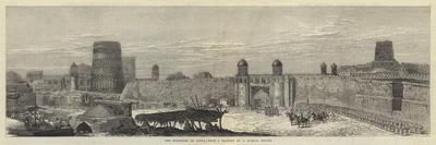 The Surrender of Khiva--Framed Giclee Print