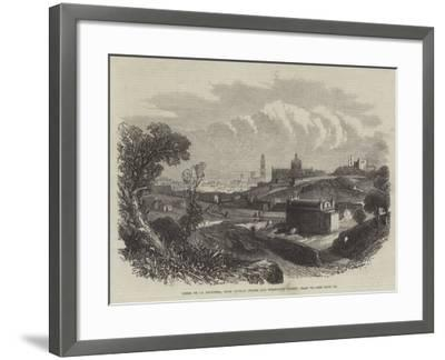 Xeres De La Frontera, Near Seville, Wines and Fermented Drinks--Framed Giclee Print