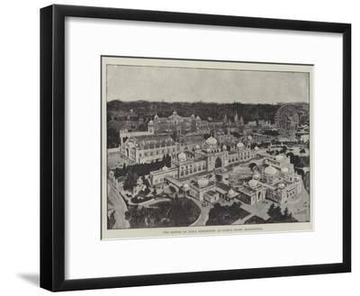 The Empire of India Exhibition, at Earl's Court, Kensington--Framed Giclee Print