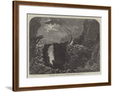 Scene from Nobody's Child, at the Surrey Theatre--Framed Giclee Print