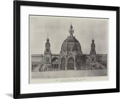 The Antwerp Exhibition, Main Entrance--Framed Giclee Print