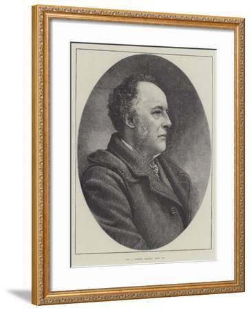 Sir J Everett Millais, Baronet, Ra--Framed Giclee Print