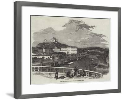 Abo, the Capital of Russian Finland--Framed Giclee Print