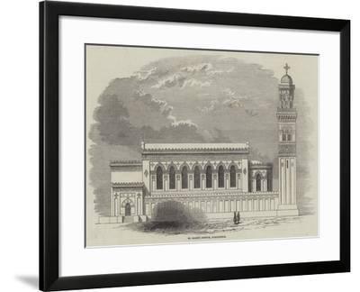 St Mark's Church, Alexandria--Framed Giclee Print