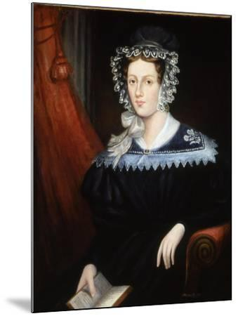 Mrs Ann Jane Carlisle, C.1828-32--Mounted Giclee Print