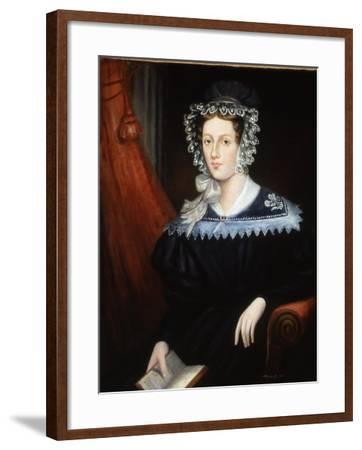 Mrs Ann Jane Carlisle, C.1828-32--Framed Giclee Print