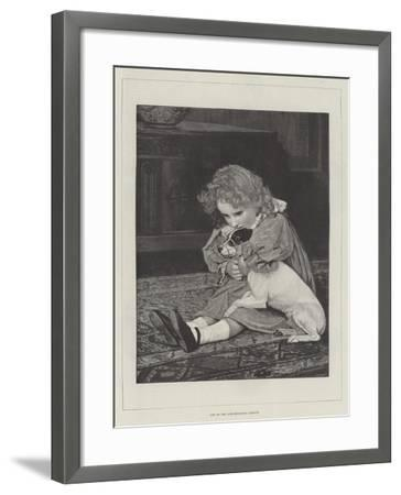 One of the Anti-Muzzling League--Framed Giclee Print