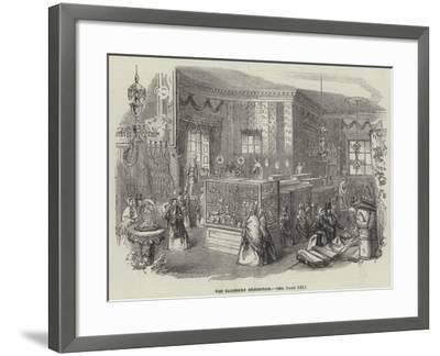 The Salisbury Exhibition--Framed Giclee Print