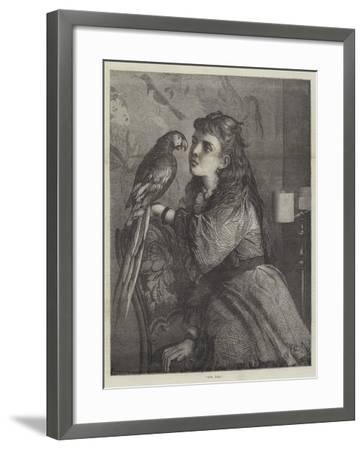 Our Poll--Framed Giclee Print