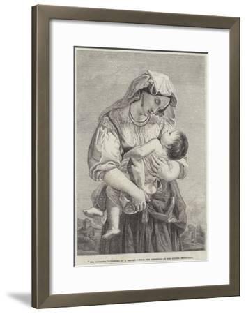 Mia Carissima--Framed Giclee Print