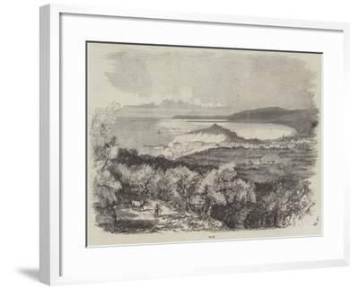 Nice--Framed Giclee Print