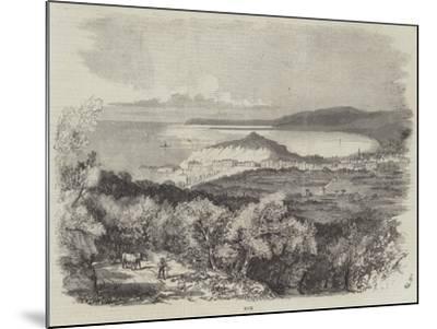 Nice--Mounted Giclee Print