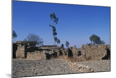 Debre Damo Monastery in Aksum, Ethiopia, Tigray, 6th Century--Mounted Giclee Print