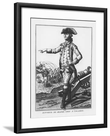 François-Joseph Paul, Comte De Grasse--Framed Giclee Print