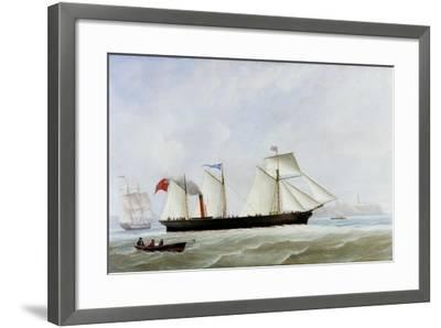 John Bowes--Framed Giclee Print