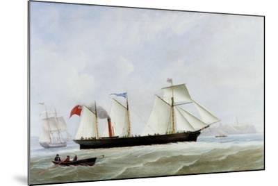 John Bowes--Mounted Giclee Print