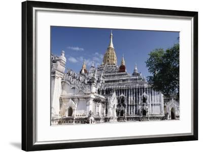 Ananda Temple, Bagan (Pagan), Myanmar (Burma), 11th Century--Framed Giclee Print