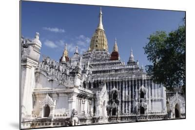 Ananda Temple, Bagan (Pagan), Myanmar (Burma), 11th Century--Mounted Giclee Print
