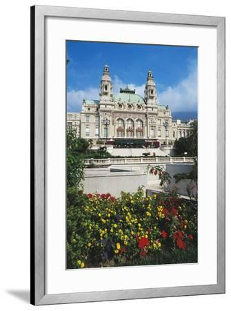 Monte Carlo Casino, 1858-1880, Principality of Monaco, 19th Century--Framed Giclee Print
