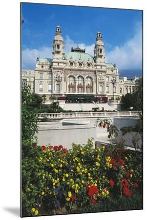 Monte Carlo Casino, 1858-1880, Principality of Monaco, 19th Century--Mounted Giclee Print