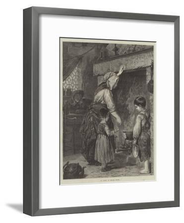 La Soupe--Framed Giclee Print