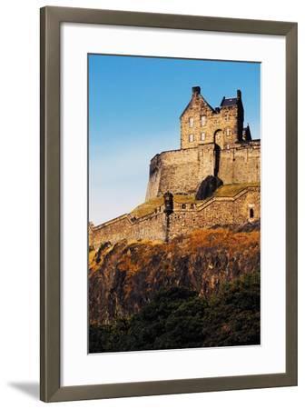Edinburgh Castle, Scotland, United Kingdom, 12th-16th Century--Framed Giclee Print