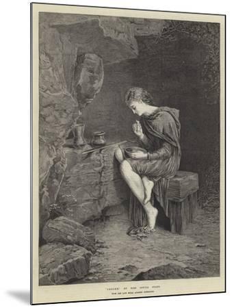 Imogen--Mounted Giclee Print