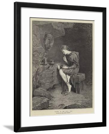 Imogen--Framed Giclee Print