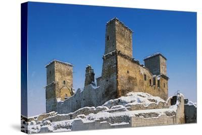 Castle of Diosgyor, Miskolc, Hungary, 14th-15th Century--Stretched Canvas Print