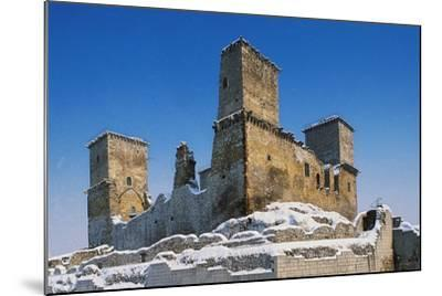 Castle of Diosgyor, Miskolc, Hungary, 14th-15th Century--Mounted Giclee Print