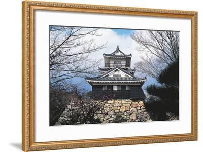 Hamamatsu Castle, Japan, 17th Century--Framed Giclee Print