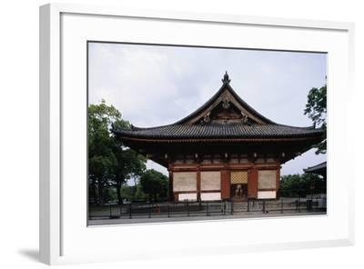 Toji Temple, Kyoto, Kansai, 9th Century, Japan--Framed Giclee Print