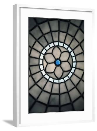Handmade Stained Glass, Milan, Lombardy, Italy--Framed Giclee Print