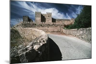 Trujillo Castle, Extremadura, Spain, 9th-12th Century--Mounted Giclee Print