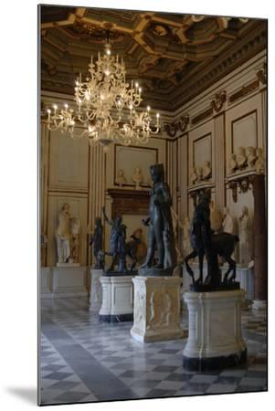 Capitoline Museums. Hall of the Philosophers. Rome. Italy--Mounted Photographic Print