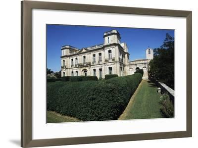 Chateau D'Assas, 18th Century, Languedoc-Roussillon, France--Framed Photographic Print
