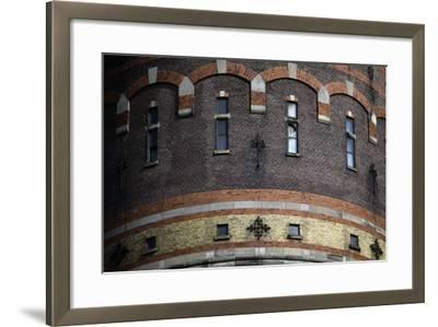 Water Tower of Utrecht (1896), the Netherlands, Detail--Framed Photographic Print