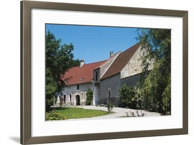 Chateau of Fiennes, Picardy, France--Framed Photographic Print