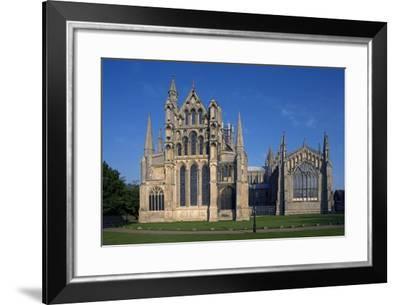 Ely Cathedral (1085), Cambdridgeshire, United Kingdom--Framed Photographic Print