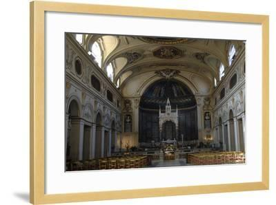 Italy. Rome. Basilica of Saint Cecilia in Trastevere--Framed Photographic Print