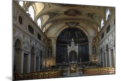 Italy. Rome. Basilica of Saint Cecilia in Trastevere--Mounted Photographic Print