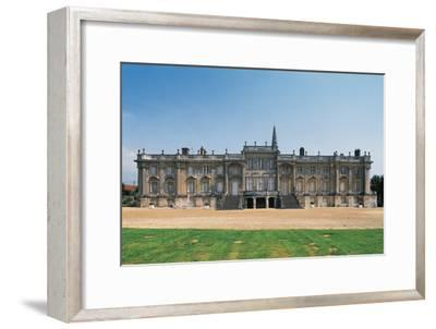 Chateau of Versigny, 1640-1690, Picardy, France--Framed Photographic Print