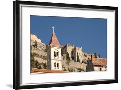 Klis Fortress, Near Split (Split), Dalmatia, Croatia--Framed Photographic Print