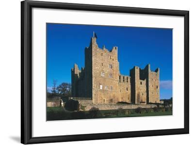 Bolton Castle, 14th Century, England, United Kingdom--Framed Photographic Print