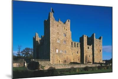 Bolton Castle, 14th Century, England, United Kingdom--Mounted Photographic Print